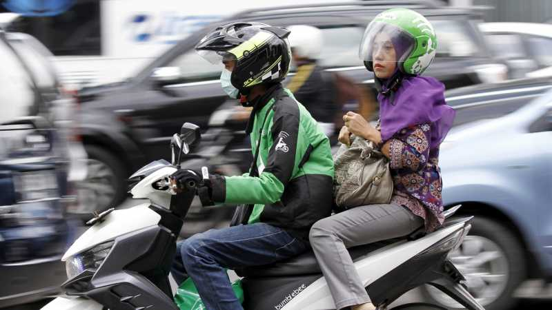 Langkah Go-Jek dan Grab Bikin Jera 'Driver Tuyul' Pakai GPS Palsu
