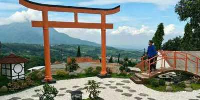 Lagi Booming Nih, Berada di Tempat Ini Serasa di Gunung Fuji