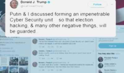 Karyawan Twitter Lumpuhkan Akun Donald Trump