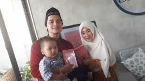 Alvin Faiz Putra Ustadz Arifin Ilham Belum Berpikir untuk Poligami