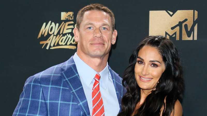 John Cena dan Nikki Bella Putus Setelah 6 Tahun Pacaran