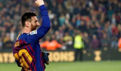 Barcelona Mulai Bersiap Jika Ditinggalkan Messi