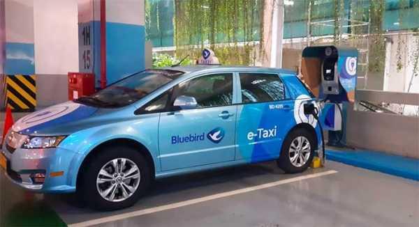 Mengenal Fasilitas Pengisian Baterai Mobil Listrik di Soetta