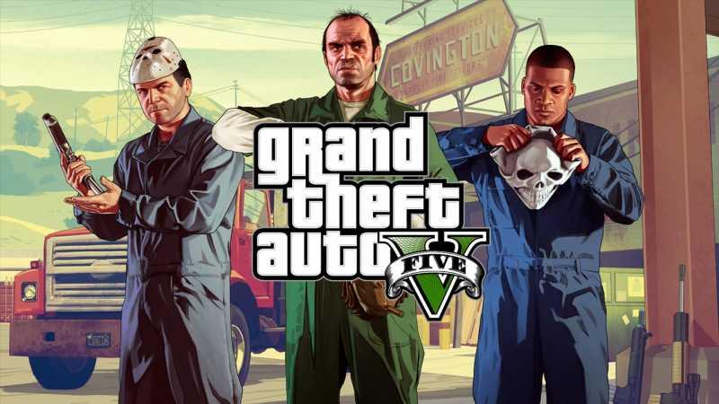 Polisi Geledah Rumah Pembuat Cheat Game GTA 5