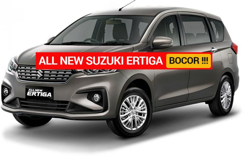 Fitur dan Spesifikasi Lengkap All New Suzuki Ertiga