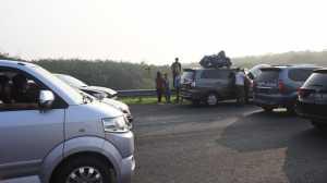 Aturan Main Jika Ingin Istirahat di Bahu Jalan Tol Saat Mudik