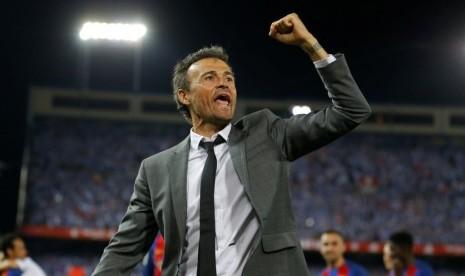 Luis Enrique Jadi Salah Satu Kandidat Pengganti Wenger