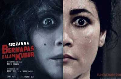 Dibilang Mirip Suzzanna Luna Maya: Mungkin karena Mata Kami Samasama Belok