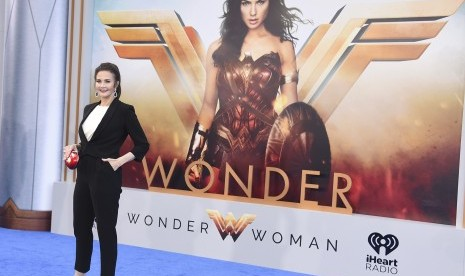 Dua Wonder Woman Bersatu di Los Angeles