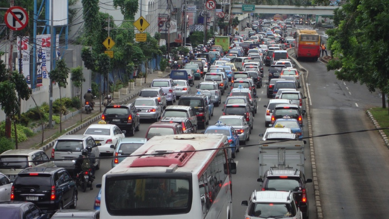 Waze: Ganjil Genap Kurangi 19% Macet di Jakarta