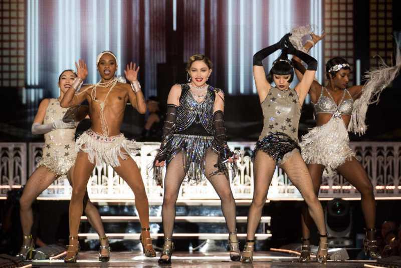 Madonna Kesulitan Menjual Tiket Konser