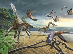 Ternyata Penyebab Dinosaurus Punah Bukan Hanya Meteor