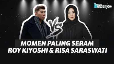 Adu Indigo Roy Kiyoshi vs Risa Saraswati