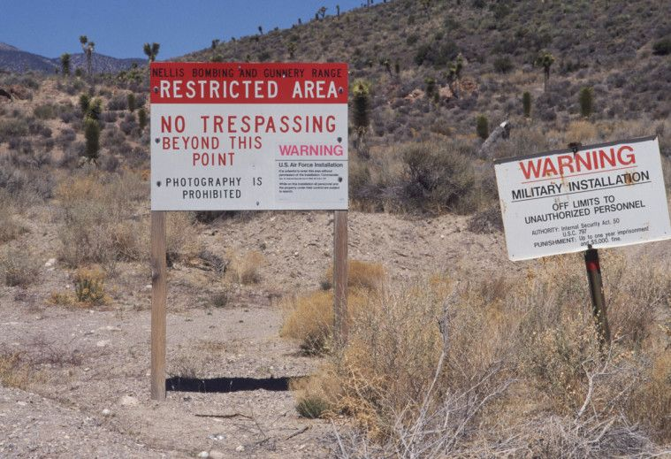 Misteri Area 51, Tempat Paling Terlarang Bagi Umat Manusia. Katanya Ada Alien di Sini!