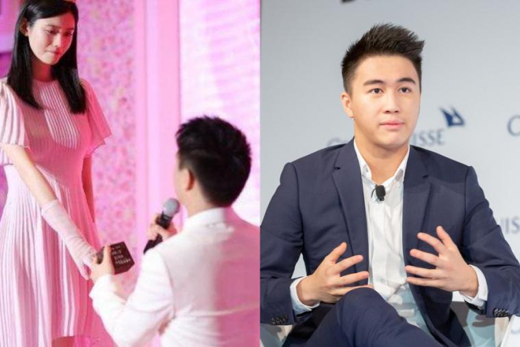 Pria Kaya Asal China Ini Sewa Mall untuk Melamar Kekasihnya