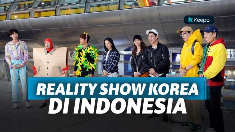 5 Reality Show Korea Selatan yang Syutingnya di Indonesia