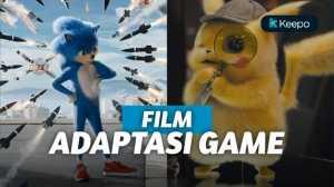 Film Live Action yang Diadaptasi dari Game Terkenal di Dunia
