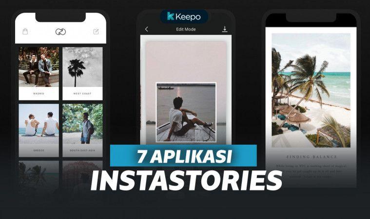 7 Aplikasi Untuk Mempercantik Instagram Stories