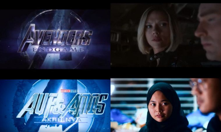Demam Avengers, Pasangan Ini Bikin Video Pre-wedding ala 'Endgame'