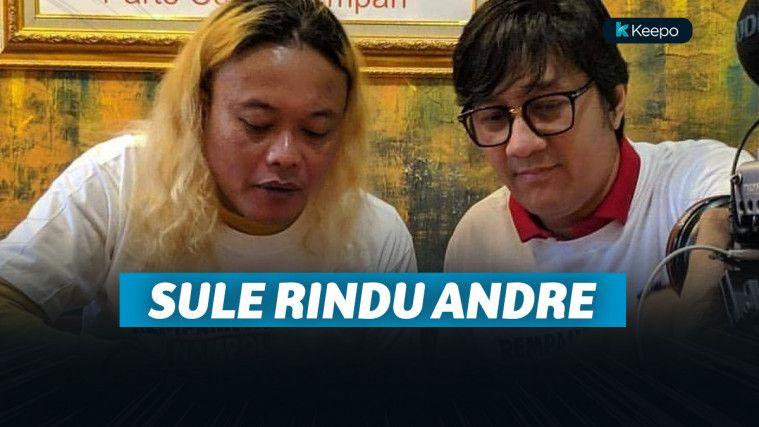 Syuting Acara Sahur Tanpa Andre Taulany, Sule Ungkap Kerinduannya