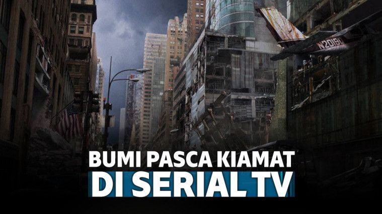 10 Serial TV Hollywood Terbaik Bertema Post-Apocalypse