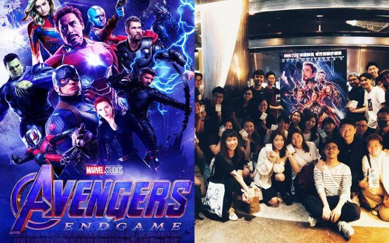 Nggak Mau Kena Spoiler film Avengers, Satu Bioskop Langsung Diborong