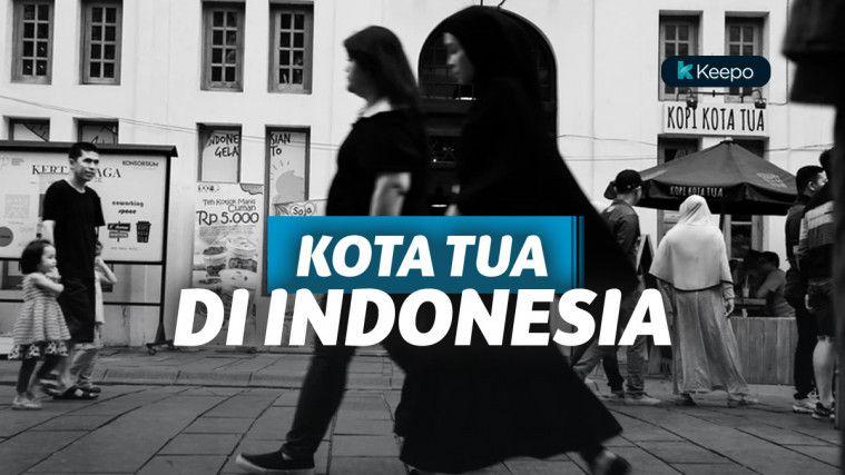 9 Kota Tua Indonesia yang Klasik dan Nostalgic