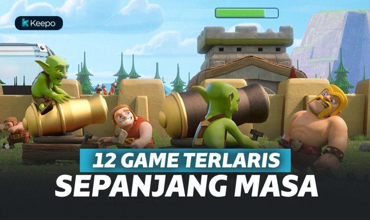 12 Game Terlaris di Dunia Sepanjang Masa. Ada Game Favorit Kamu?