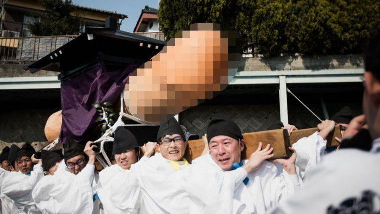 Honen-Sai: Festival Penis Jepang yang Dinantikan Ribuan Orang di Bulan Maret. Beragam Bentuk Dipamerkan!