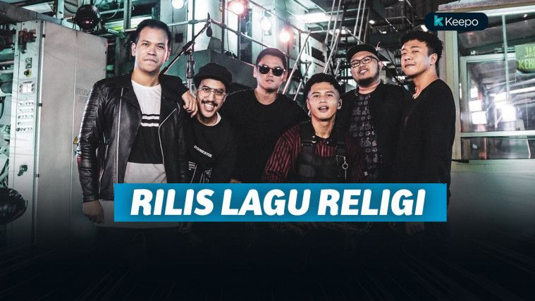 Sambut Bulan Ramadan, Nidji dan Vokalis Anyar Rilis Lagu Religi