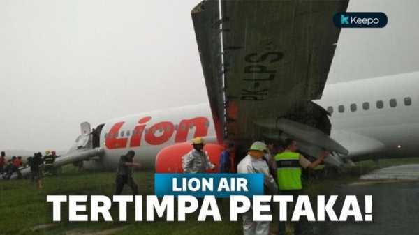 Lion Air Tergelincir Dari Landasan Di Pontianak. Berikut Sederet Fakta dan Kronologinya