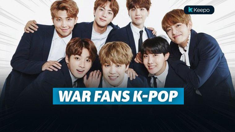 5 Fanwar K-Pop ini Buktikan Kegarangan Para Fans KPop