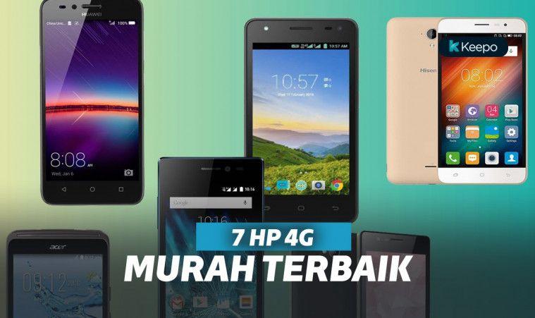 Murah! 7 HP 4G Android Murah Terbaik, Cocok buat Anak Kos!