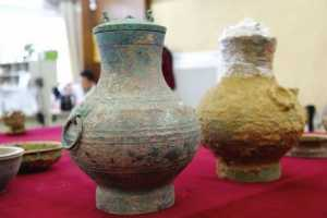 Arkeolog Temukan Ramuan Keabadian di Makam Kuno
