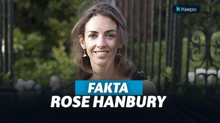 Rose Hanbury, Perempuan yang Diduga Menjadi Selingkuhan Pangeran William
