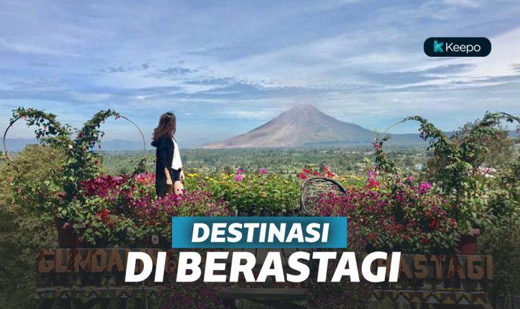 8 Destinasi Kekinian yang Wajib Disambangi di Wisata Berastagi