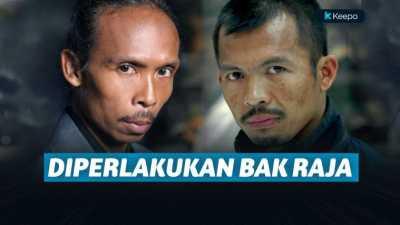 Bawa Silat ke Hollywood, Yayan Ruhian dan Cecep Arif Rahman Diperlakukan Bak Raja