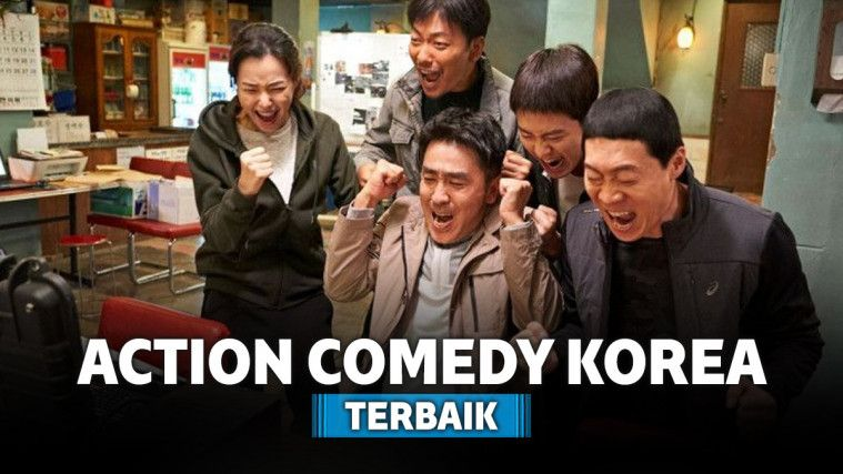 8 Film Action Comedy Korea Terbaik, Seru Sekaligus Kocak!