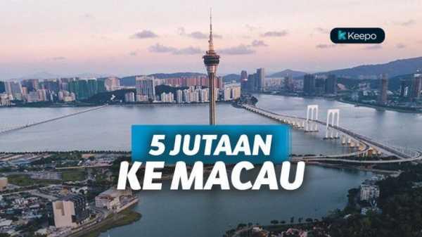 Wisata di Macau 5 Jutaan yang Nggak Menguras Kantong
