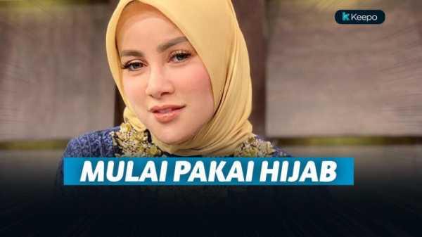 Ikuti Jejak Adik, Olla Ramlan Putuskan Berhijab: Sister till Jannah!