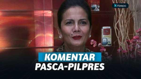 Tentang Kondisi Usai Pilpres, Christine Hakim: Saya Nggak Percaya Manusia Indonesia Seperti Itu