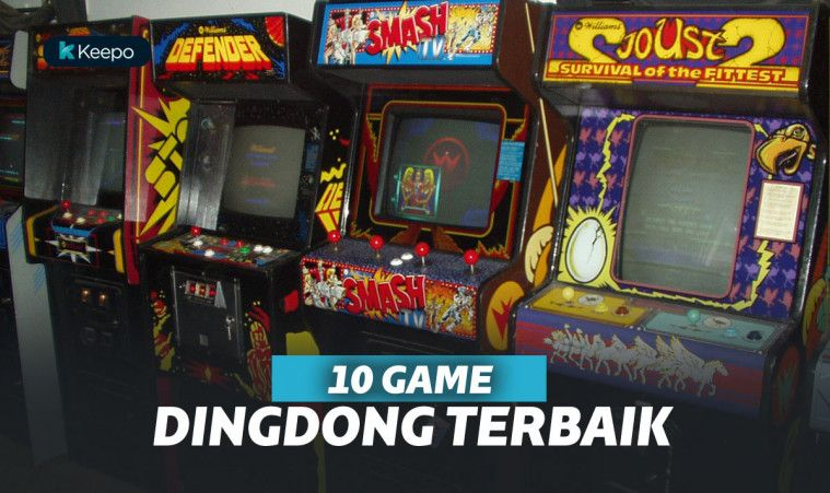 10 Game Dingdong Terbaik, Bikin Kamu Nostalgia di era 80 ...