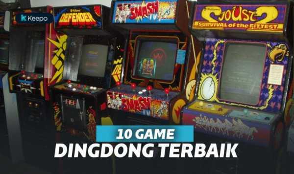 10 Game Dingdong Terbaik, Bikin Kamu Nostalgia di era 80-90an