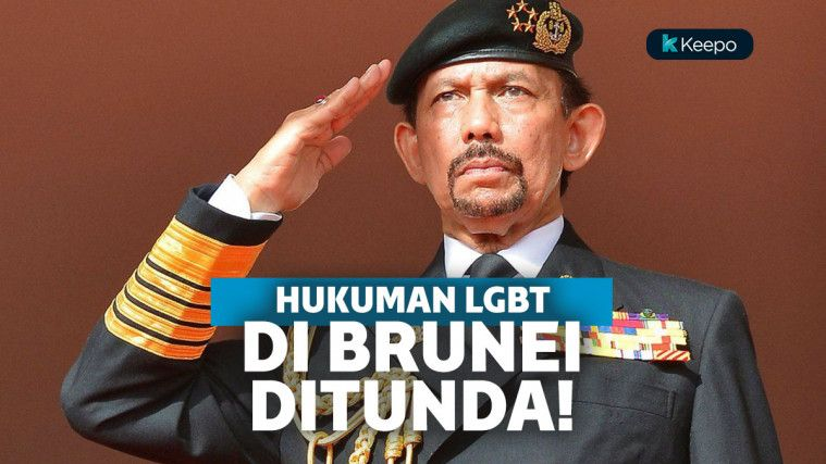 Dikecam Dunia, Brunei Darussalam Tunda Pemberlakuan Hukuman Rajam untuk LGBT!