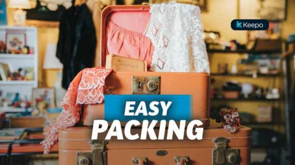 11 Tips Packing Simple buat Plesir ke Luar Negeri