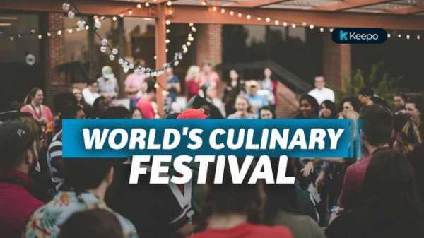 13 Festival Kuliner di Dunia yang Dikenal Unik Sekaligus Nikmat