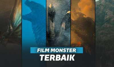 5 Film Monster Terbaik Sepanjang Masa