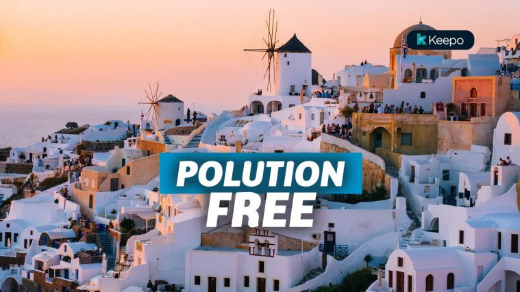 8 Pulau Bebas Polusi yang Ada di Dunia, Bersih dan Sejuk Udaranya | Keepo.me