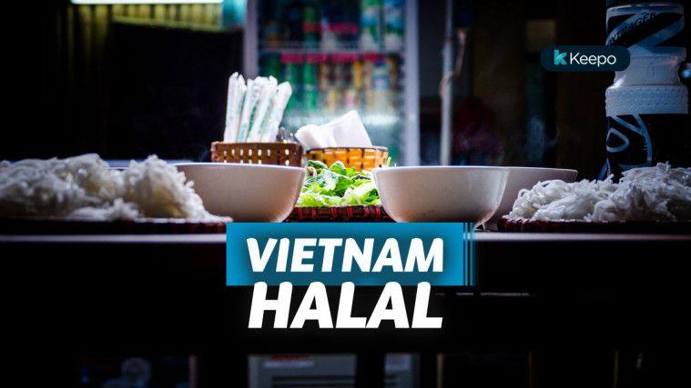 9 Tempat Makan Halal di Vietnam