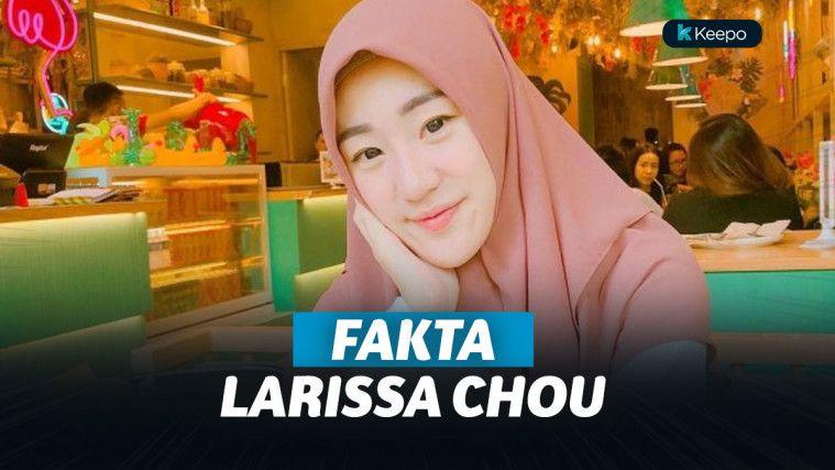 5 Fakta Larissa Chou, Mualaf yang Jadi Menantu Ustaz Arifin Ilham